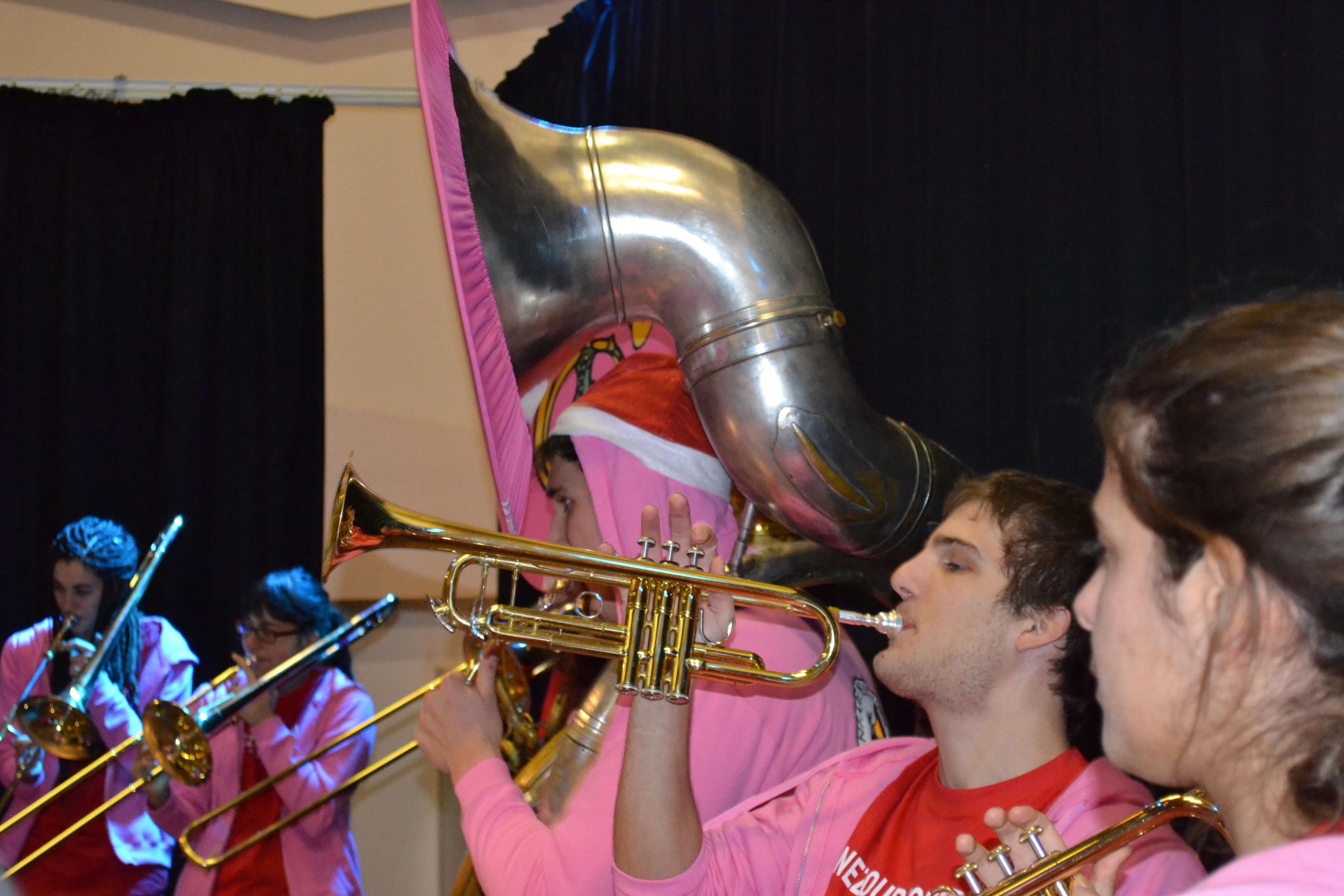 Soubiste et trompettiste, d'ores et déjà ensemble