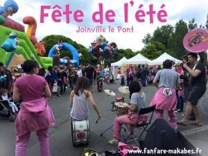 Fête de l'été Joinville Le Pont 19/06/16