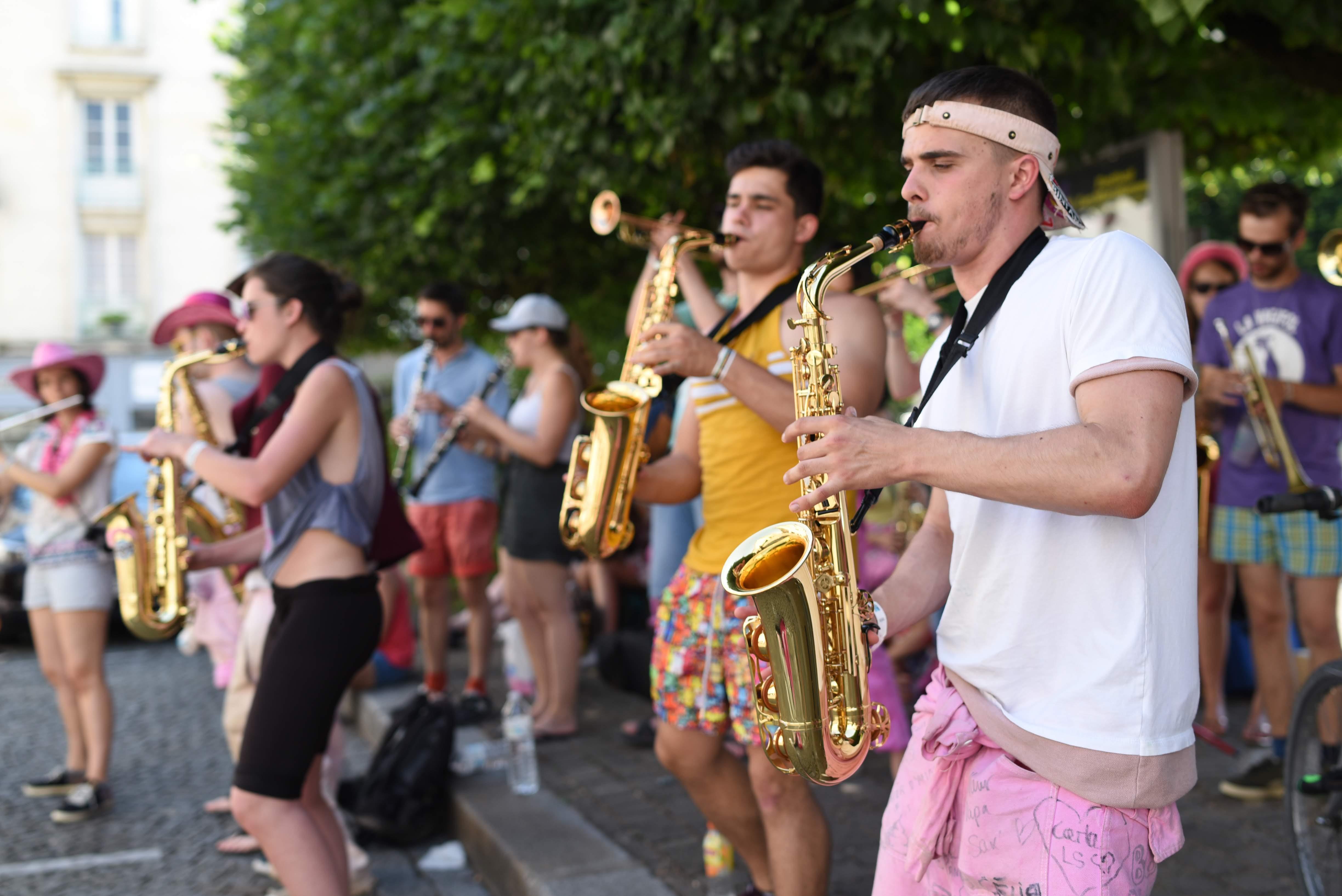 Nos plus beaux saxophones sont donc de sortie !