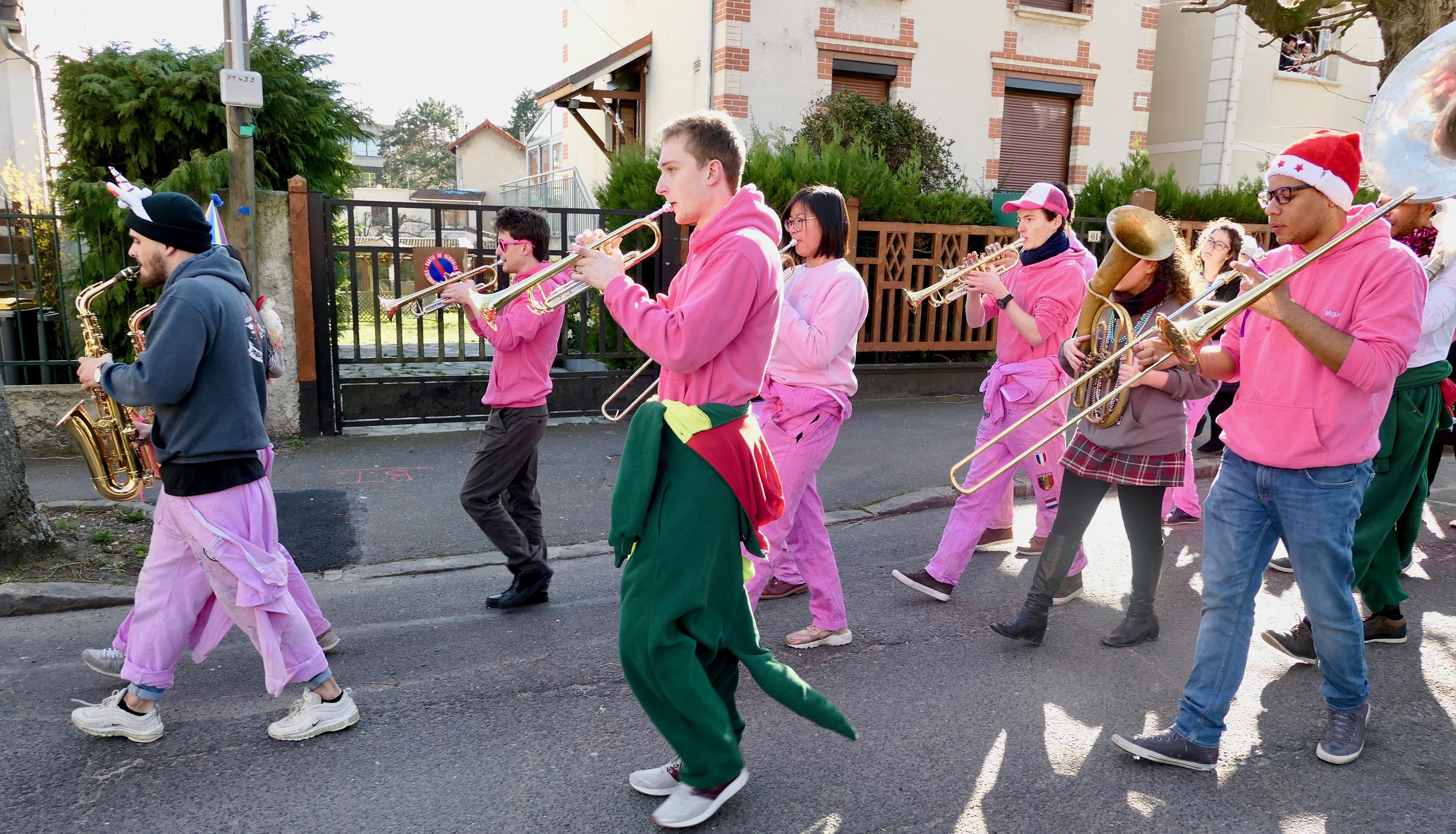 Carnaval Saint-Brice-sous-forêt