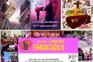 20 ans des MaKaBés