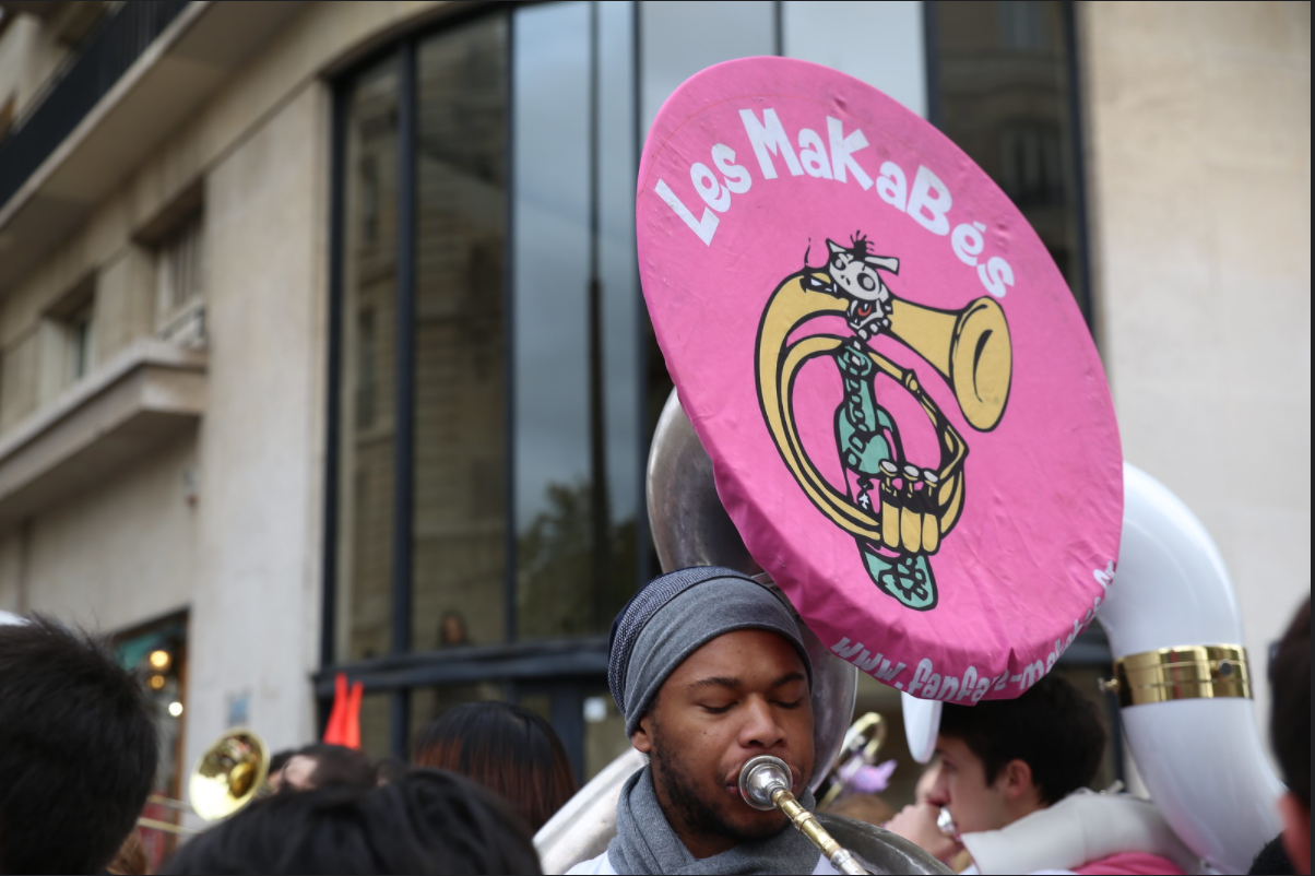 Les Makabés - Fanfare Médecine Paris-Sud