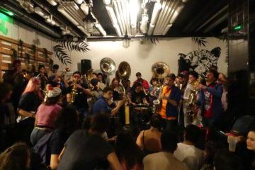 Les MaKaBoules au bar l'ESSpace